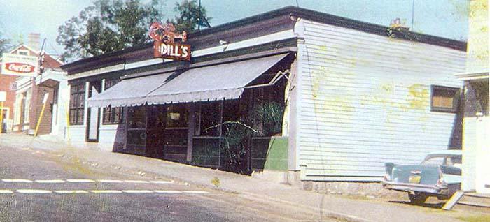 Dill's Restaurant Marblehead MA