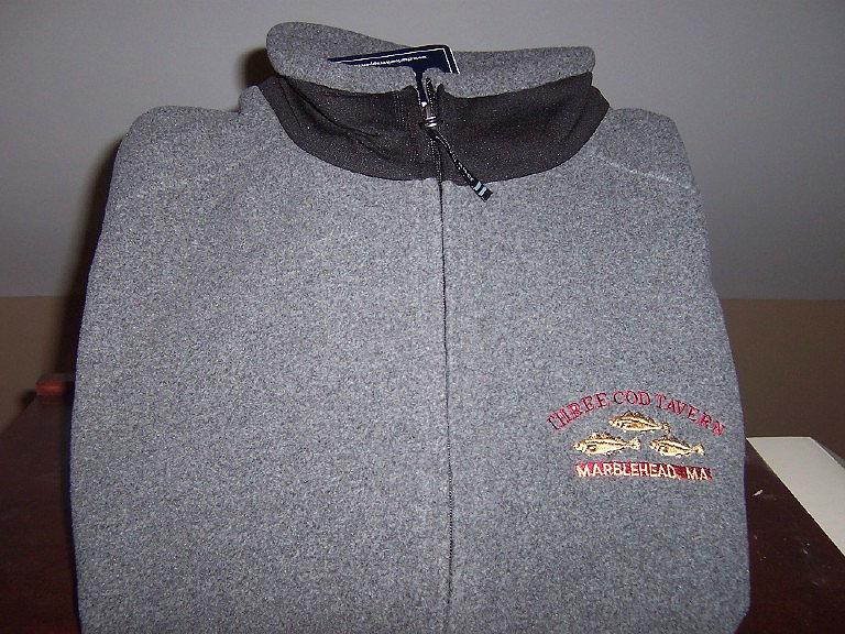 three cod jacket